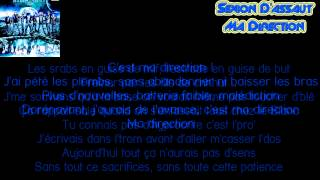 Download Sexion D'assaut - Ma direction Lyrics. MP3 song and Music Video