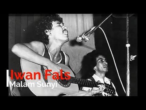 Iwan Fals - Malam Sunyi + Lirik - Lagu Tidak Beredar