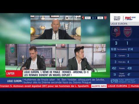 """Julien Laurens : """"Arsenal a été très en deça de son niveau"""""""