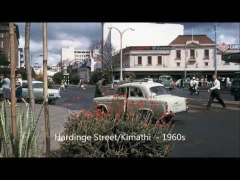 How Nairobi in the 1960s Looked Like and Now