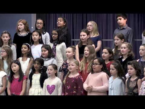 Peter Woodbury School Winter Concert - January 9, 2019