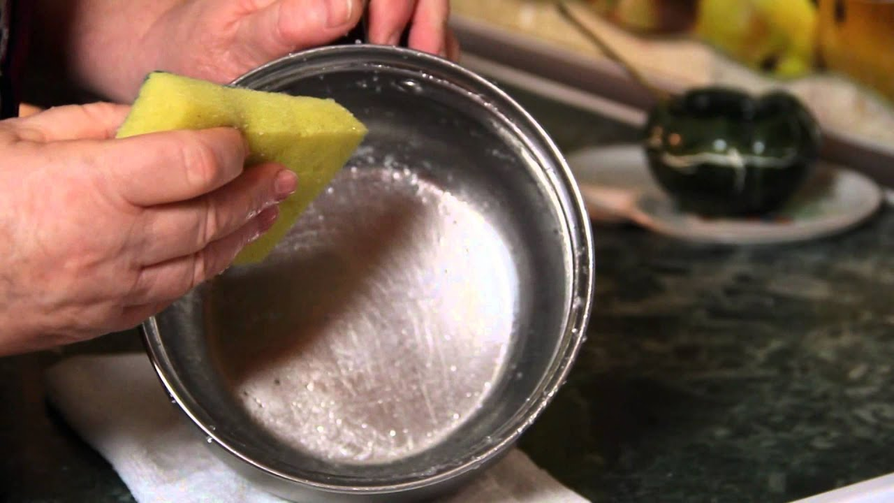 Чем очистить сковороду или кастрюлю от нагара? Мускул vs Чистер vs .