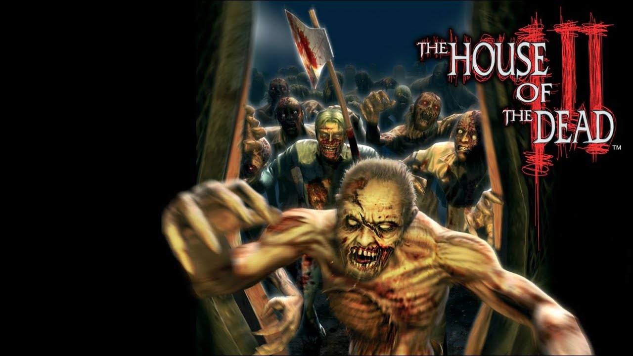 The House Of The Dead 3 Full Game Walkthrough Gameplay Youtube