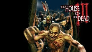 The House of the Dead 3 - FULL GAME Walkthrough Gameplay