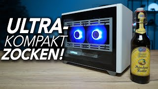PC bauen & Gewinnspiel: Ultra-Compact Gaming PC powered by Cooler Master