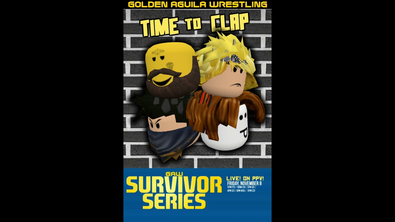 4Pm Cet To Pst gaw survivor series theme song