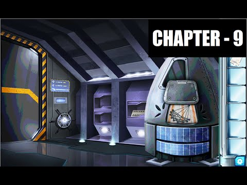 Adventure Escape : Space Crisis Chapter 9 Walkthorugh / Playthorugh Video.