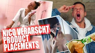Nico verarscht Product Placements | Wasser trinken | Crewzember