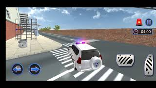 Us police ATV Quad bike Hummer: police chase game Android gameplay screenshot 2