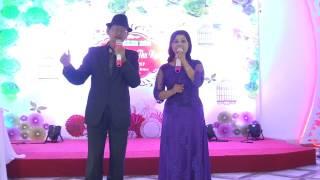 Cặp đôi già hát Gặp Nhau Giữa Rừng Mơ cực chất