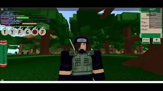 Roblox-Naruto: renascido