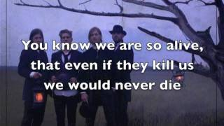 "NEEDTOBREATHE - Wanted Man (New Album ""The Reckoning"") Lyric Video!"