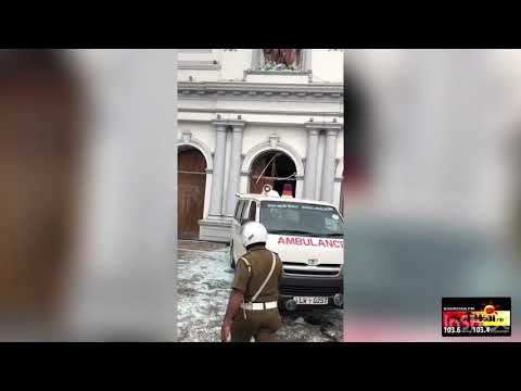 Kochchikade Church Bomb Attack | Sri Lanka News | Sooriyan Fm