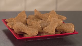 How To: Diy Peanut Butter Dog Biscuits - Petco