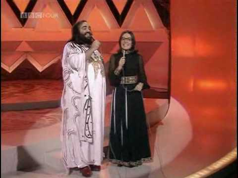 Nana Mouskouri & Demis Roussos  -  Happy to be on an island in the sund  -