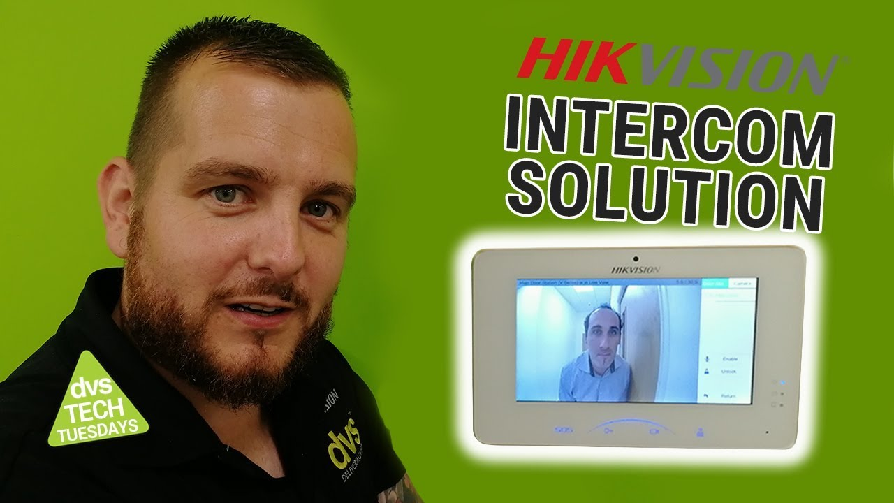 Hikvision IP Intercom System Review and How to Guide