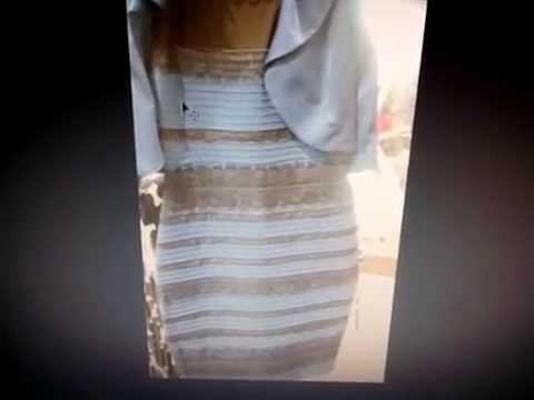 Vestido blanco y azul blanco y dorado