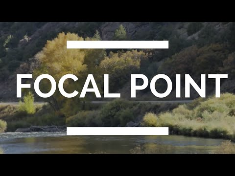 How to select focal point in your painting