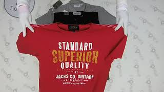 LINDBERGH SHINE ORIGINAL, JACKS, BIZON TEXMAN MENS SUMMER MIX 2, сток одежда оптом