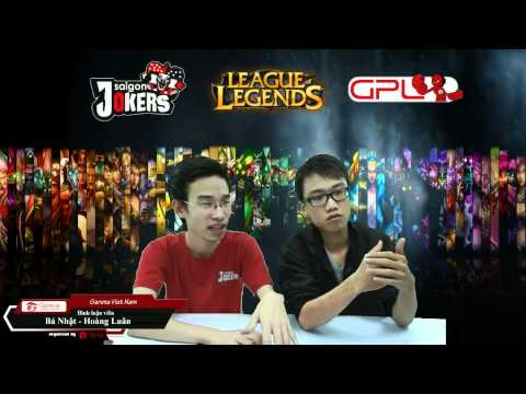 [GPL 2012] [Tuần 05] Saigon Jokers vs Manila Eagles  [06.07.2012]