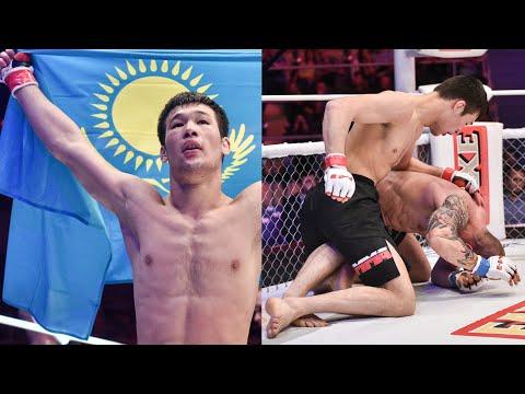 Казахский Феномен нокаутировал чемпиона мира по карате! Шавкат Рахмонов против Халка!