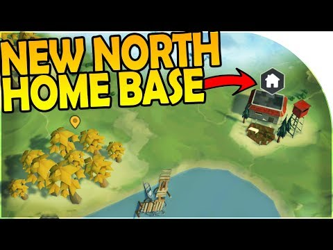 NEW NORTH HOME BASE - How to save TONS of ENERGY - Last Day