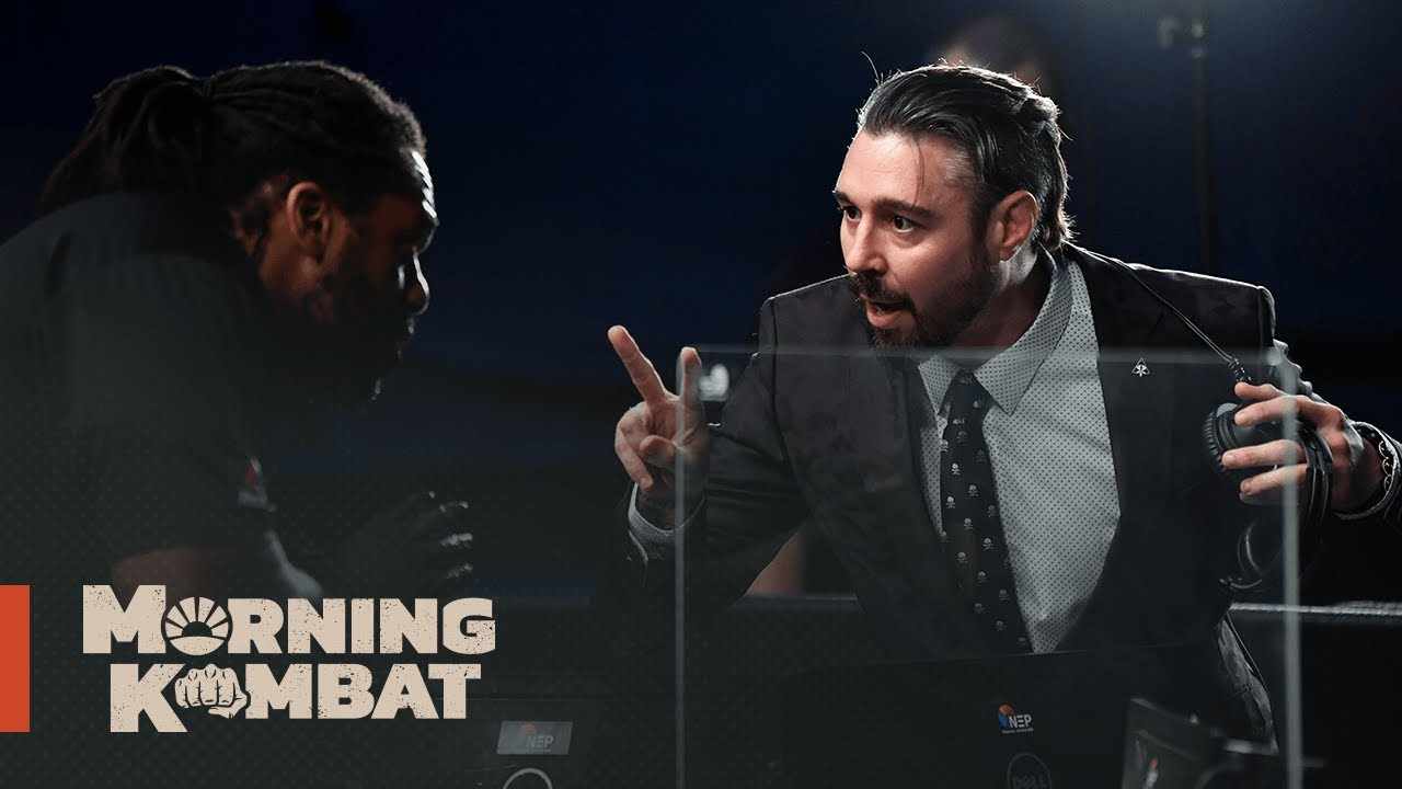 Luke Thomas Reacts To Herb Dean-Dan Hardy Controversy & The Issues Behind It | Morning Kombat