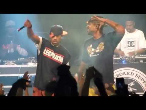Redman & Method Man - 'M.E.T.H.O.D. Man' Live @ Impérial de Québec, June 20th 2013.