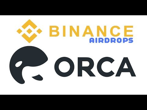 ORCA COIN FREE AIRDROP AND ICO LIVE || BINANCE CRYPTO AIRDROPS 2018