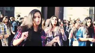 Jimmikki  Flash Mob in Ukraine,  #Despacito #Mallu
