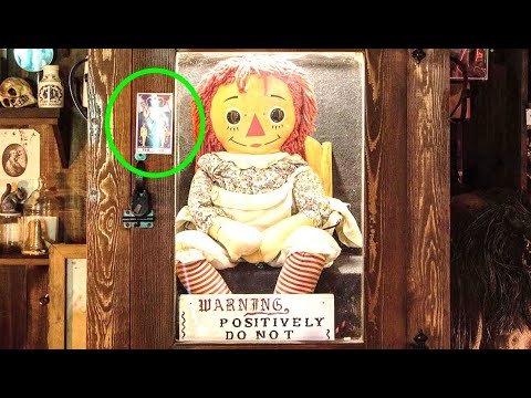 Did the Annabelle Doll Escape from the Warren Museum?