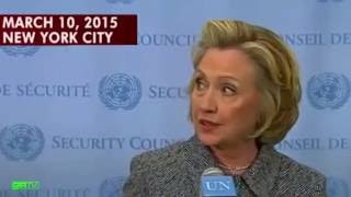 Hillary Clinton: A Threat to All Humanity.