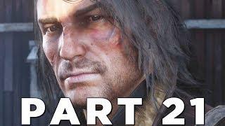 RED DEAD REDEMPTION 2 Walkthrough Gameplay Part 21 - SHEEP (RDR2)