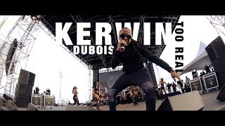 kerwin dubois too real live at the soca monarch semis 2014 nh productions