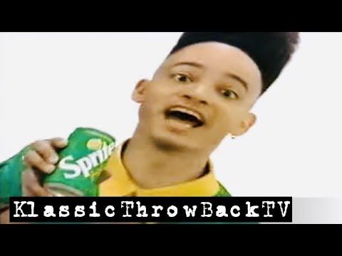 Kid 'n Play Sprite Commercial  (1991)