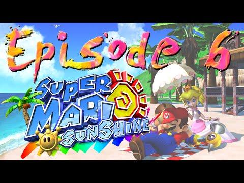 "Let's Play ""Super Mario Sunshine"" [Episode 6] ""Mysterious Hotel Delfino"""