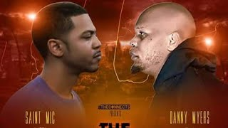 DANNY MYERS (CA) VS SAINT MIC (NEB) // #THECONNECTS PRESENTS: THE AFT3RMATH