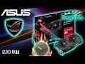Asus Strix RX 570 Graphics Card OVERCLOCKED
