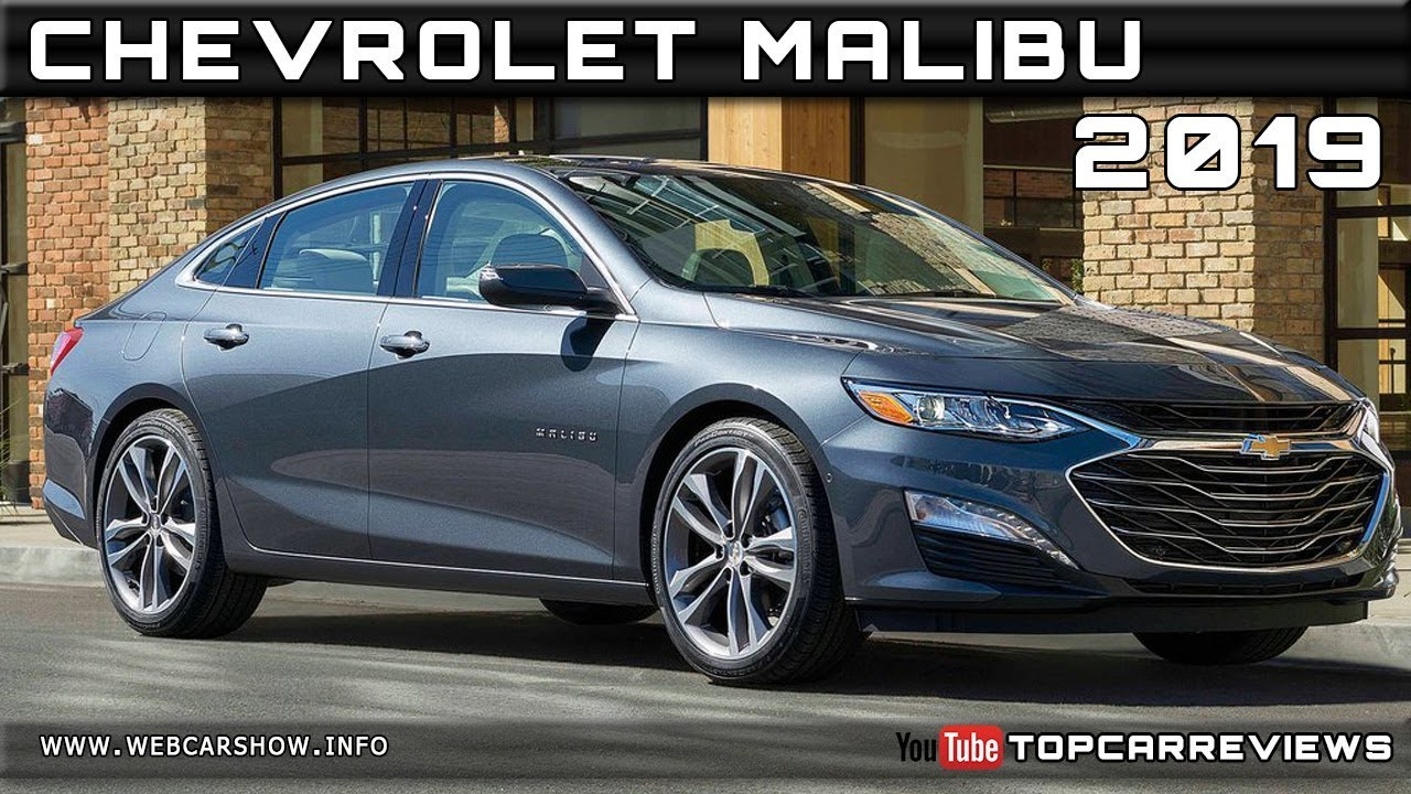 2019 Chevrolet Malibu Review Rendered Price Specs Release Date Youtube