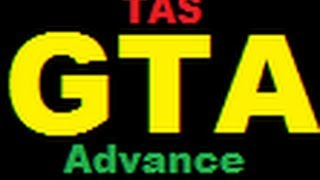(TAS) GBA - Grand Theft Auto Advance any%