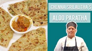 Aloo Paratha | Aloo Paratha Recipe | Dhaba Style Punjabi Aloo Paratha | Paratha Recipe