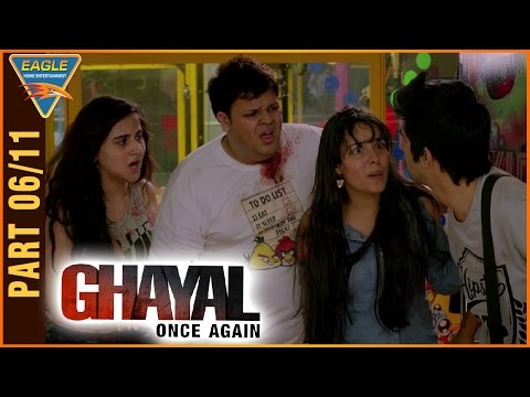 Ghayal Once Again Hindi Movie Part 06 || Sunny Deol, Om Puri, Soha Ali Khan || Eagle Hindi Movies