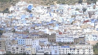 BOOKER TRAVELS - Morocco: The Blue City