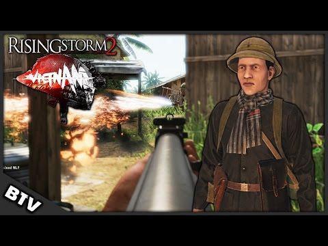 RISKY BUSINESS | Rising Storm 2: Vietnam Gameplay