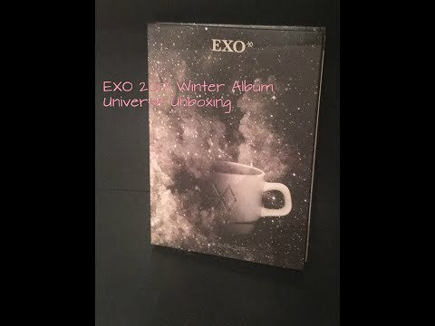 Unboxing: EXO Winter Special 2017 Album...