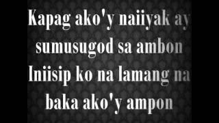 Repeat youtube video SIRENA - GLOC-9 ft. EBE DANCEL (Lyrics Video)