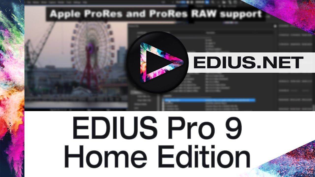 Podcast - EDIUS