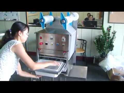 Tray Automatic Sealing Machine (SP-7101AXL)