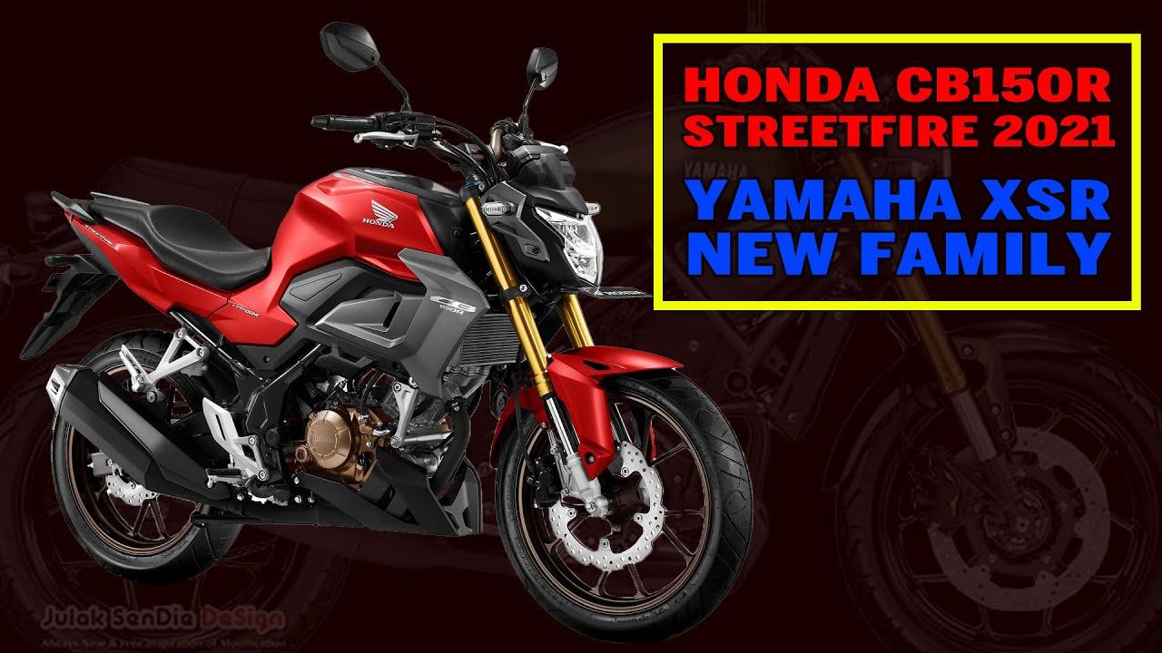 Honda CB150R 2021, Yamaha XSR125 & XSR250 | Weekly Motorcycle News