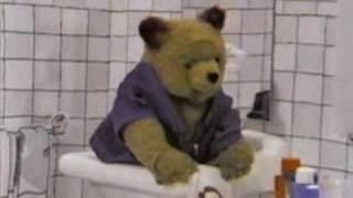 Paddington Bear - A bear in hot water